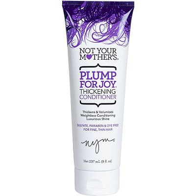 Plump For Joy Thickening Conditioner, NOT YOUR MOTHER'S, cherie