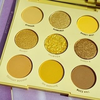 The yellow palette that we've