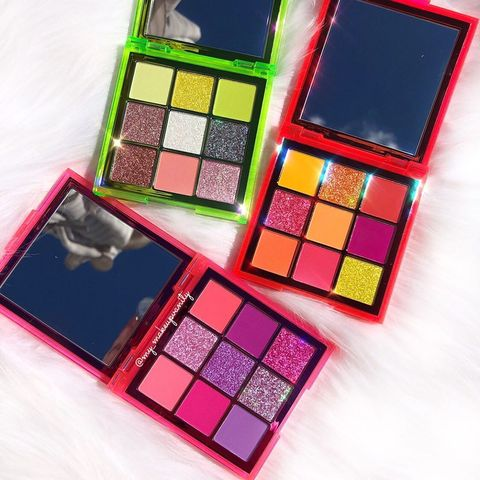 the new huda beauty Neon Obse