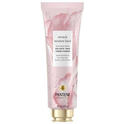 Nutrient Blends Moisture With Rosewater Conditioners