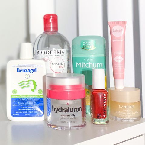 Things I actually repurchased this month!