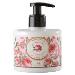 The Essentials Rejuvenating Rose Hand & Body Lotion