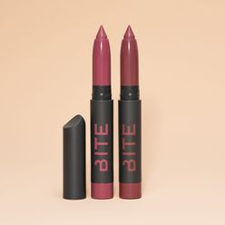 Nude Lip Crayon Duo