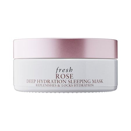 Rose Deep Hydration Sleeping Mask, fresh, cherie