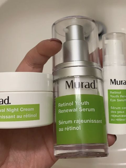 I've Tried Murad Retinol Youth Renewal For A Week And Here's What Happened