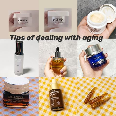My Tips to Avoid and Deal with Aging