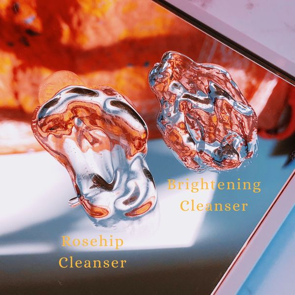 +Gentle Clean Cleansers+ | Cherie