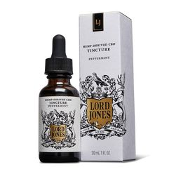 Lord Jones Hemp-Derived CBD Tinctures