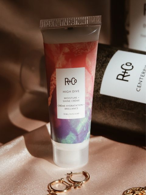 R+Co High Dive Moisture and Shine Cream Review