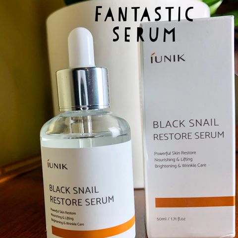 Amazing, fantastic serum!!!