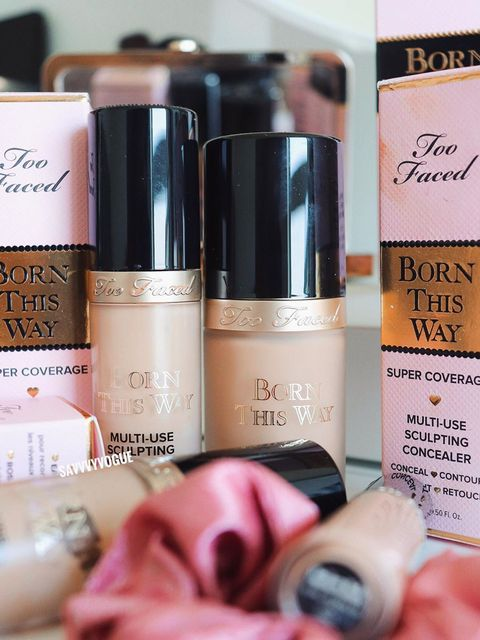 The Too faced Born This Way fo