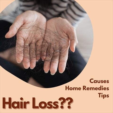 Hair Loss Be Gone!!!