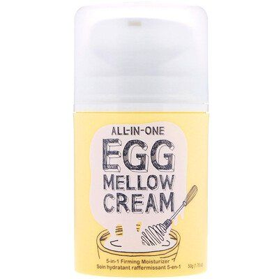 All-in-One Egg Mellow Cream, 5-in-1 Firming Moisturizer