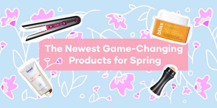 These Spring Launches Will Change Your Beauty Routine Forever