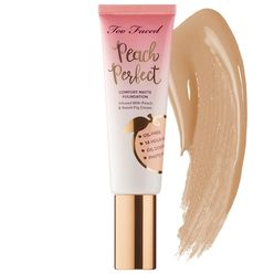 Peach Perfect Comfort Matte Foundation – Peaches and Cream Collection