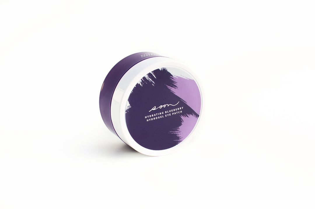 Hydrating Blueberry Hydrogel Eye Jar