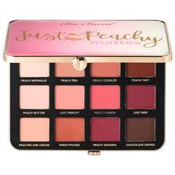 Just Peachy Mattes Eyeshadow Palette