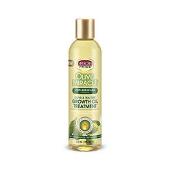 Olive Miracle Anti-Breakage Growth Oil