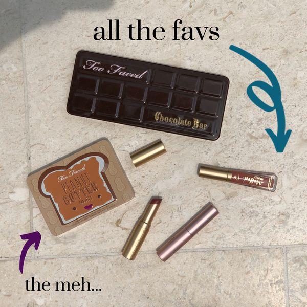 The Best and Mehs of Too Faced | Cherie