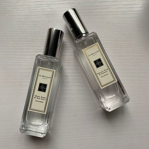 layering jo malone fragrances! ✨