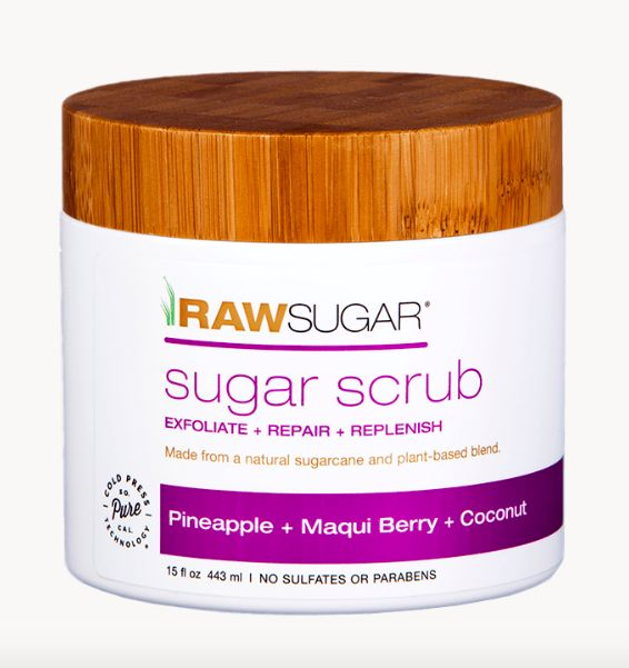 Sugar Scrub Pineapple + Maqui Berry + Coconut