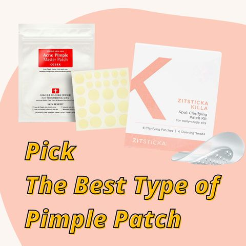 Hyram Approved🎉🎉Pick The Best Type of Pimple Patch for Your Skin!