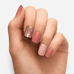 All That Glitters Press-On Gel Nails