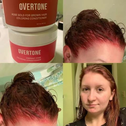 OVERTONE HAIR DYES!!