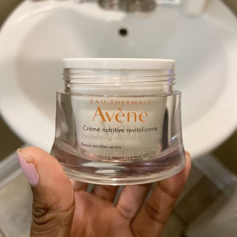 This cream by Avene is made wi