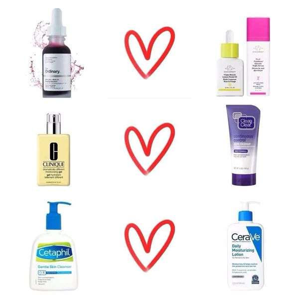 🤩TELL ME!! Your favorite skincare brand!! | Cherie