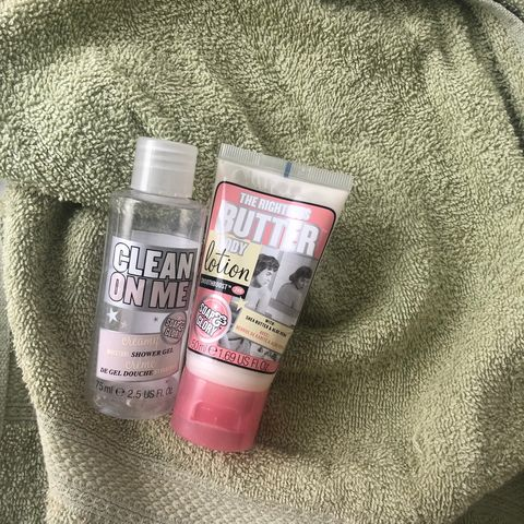 Soap & Glory Empties🧼