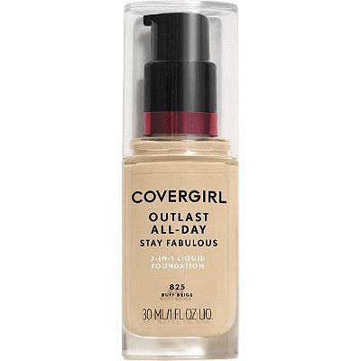 Outlast Stay Fabulous 3-In-1 Foundation, COVERGIRL, cherie