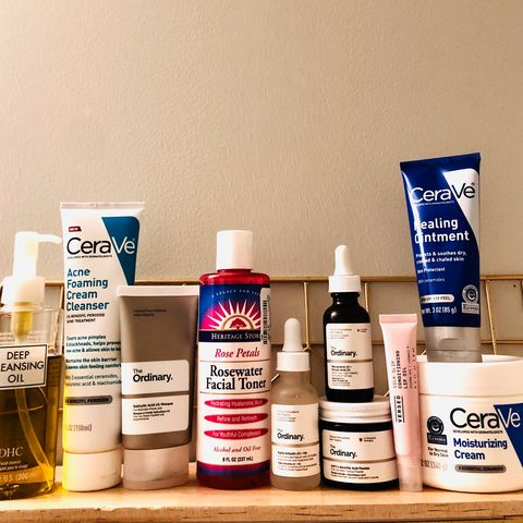 PM Acne-Prone Routine