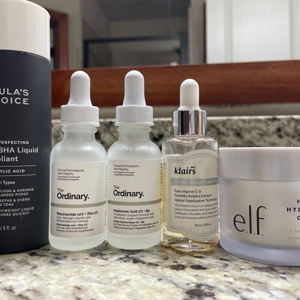 Overhyped products; didn't see a difference  | Cherie