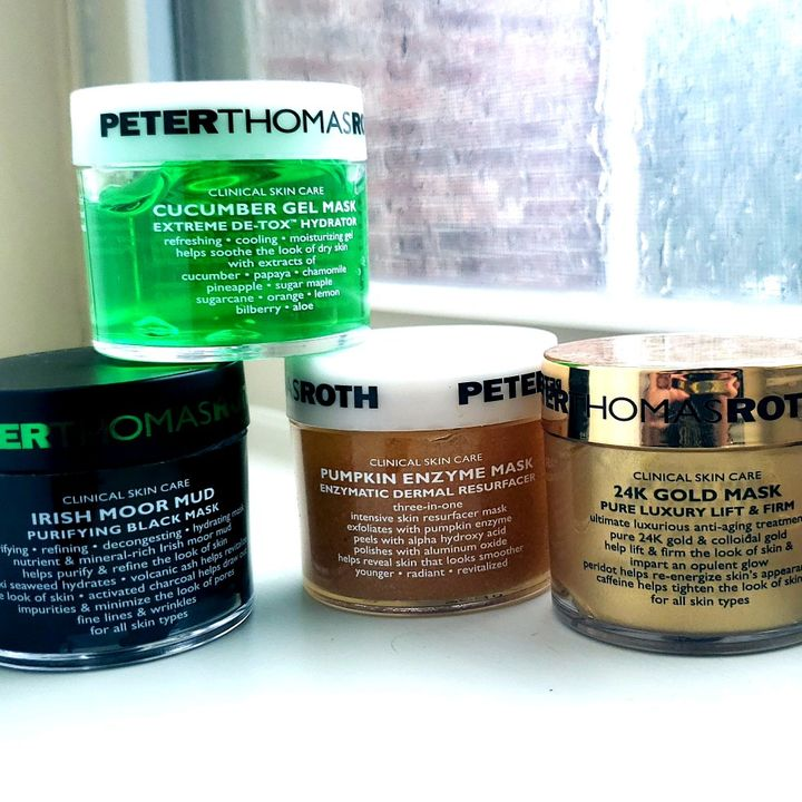 🗡Battle of The 4 Peter Thomas Roth Masks