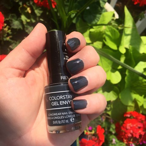 Gorgeous shade love the Colorstay gel by revlon