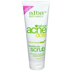 Acne Dote, Face & Body Scrub Oil-Free