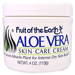 Aloe Vera Skin Care Cream, 4 oz (113 g)