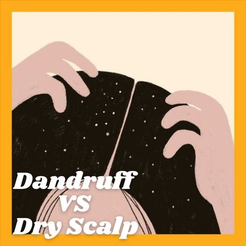 Dandruff VS Dry Scalp: What's the Difference?