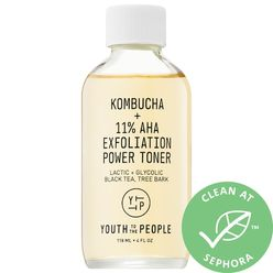 Kombucha + 11% AHA Exfoliation Power Toner