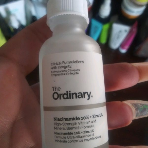 question what cant i mix with the ordinary  | Cherie