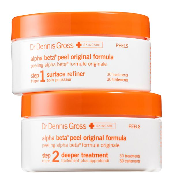 Alpha Beta Universal Daily Peel 30 Application Jar, Dr Dennis Gross, cherie