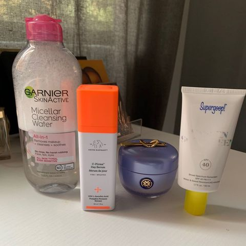 ☀️ morning skincare routine for dry skin ☀️