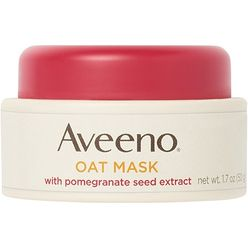 Glow Oat Mask With Pomegranate Seed Extract