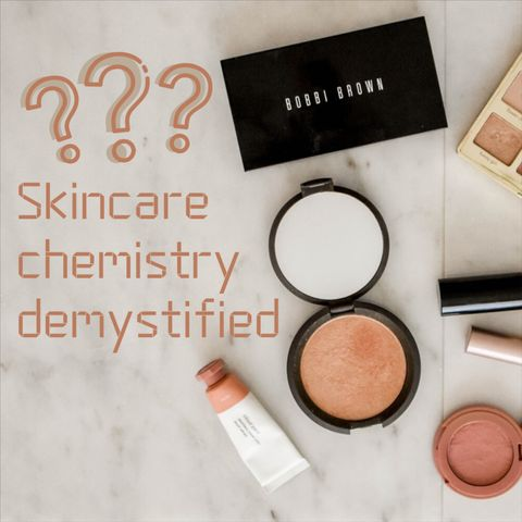 Skincare chemistry demystified: what makes your cosmetic tick?