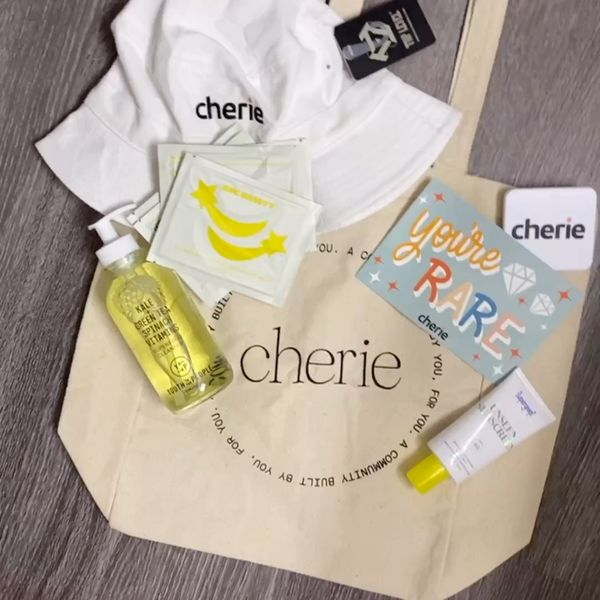 I won a giveaway!!!!🥰 | Cherie