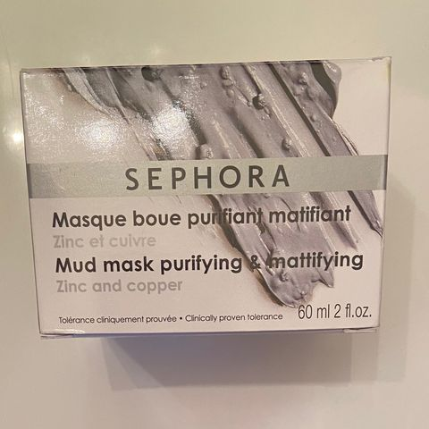 Glam Glow Mud Mask Dupe - Sephora Collection