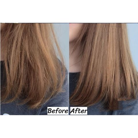If you have damaged coarse hair as mine, you should check this out👉👉