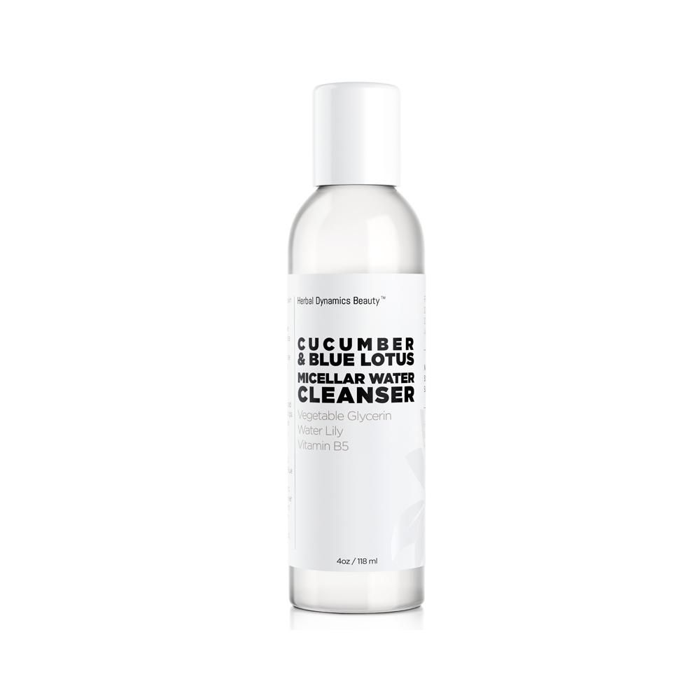 Cucumber & Blue Lotus Micellar Cleansing Water