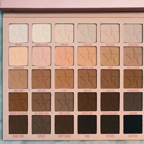 The Orgy Palette // First Impressions + Swatches | Cherie